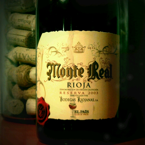 Monte Real Reserva 2003